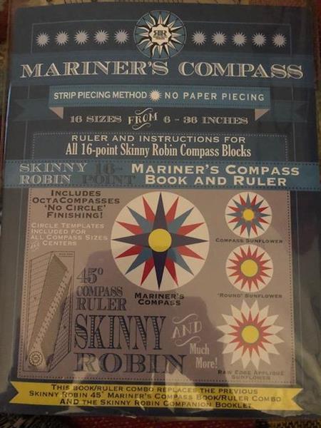 Mariner's Compass Skinny Robin