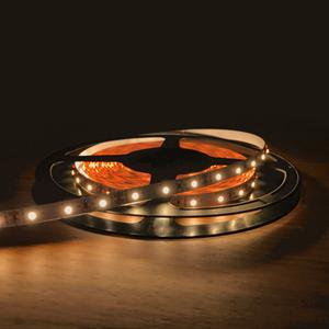 LED-Strip (5 meter) 4,8W/M Varmvit IP65 24V