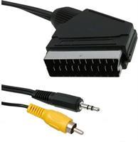 Video/Audio Composite Cable 5m L/B