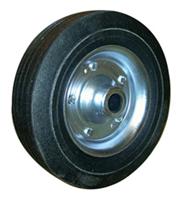 Massivgummihjul 200x50 - iØ 20/56 mm