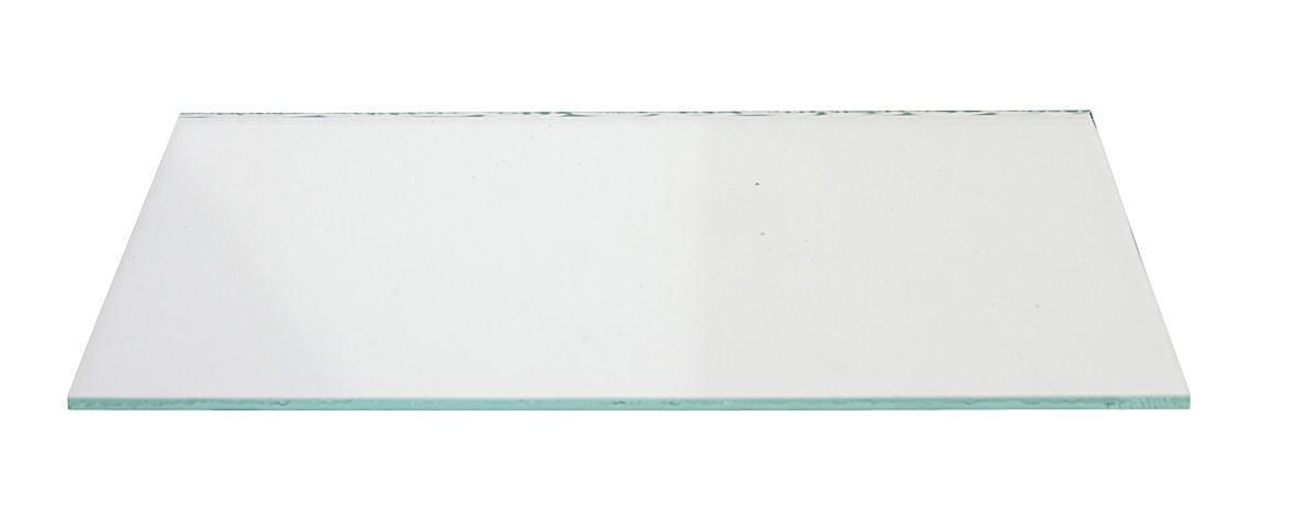 Skyddsglas 110x60mm Glas