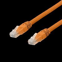 UTP Cat.6 patchkabel 1m orange