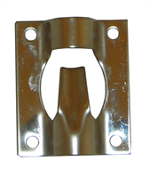 Dörrhållare, L=105 mm, rostfri