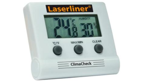 ClimaCheck Hygrometer