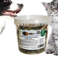 Herkkuämpäri kissoille ja koirille 130 g