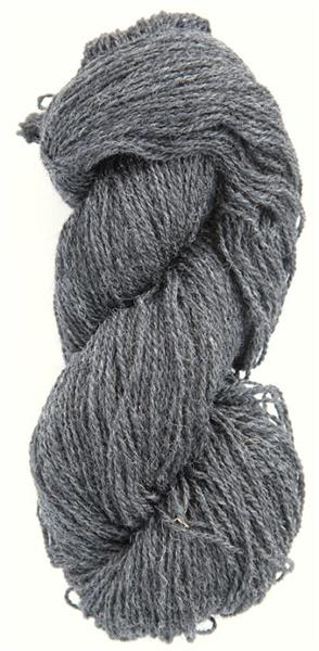 1-tr ullgarn grafitgrå