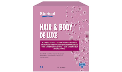 Schampo/Dusch Sterisol Hair&Body 5L(UTGÅTT)