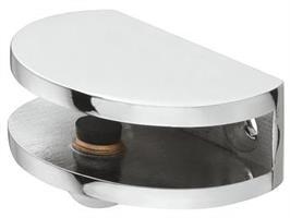 Hyllbärare glas kläm ststc 6-10mm