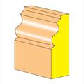 Sockelfräs L=33, D=32, S=8