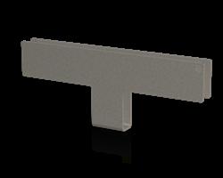 Hållare för bottenhylla