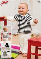 Babytröja och byxa i Elise