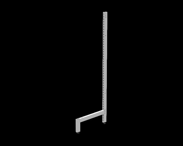 L-stativ 50x25 hög fot 2300