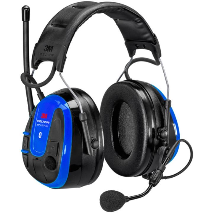 Peltor WS Alert XPI(App) hjässbygel Bluetooth