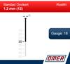Dyckert 12/30SS Rostfri 7M