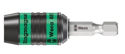 Bitshållare Wera med ringmagnet