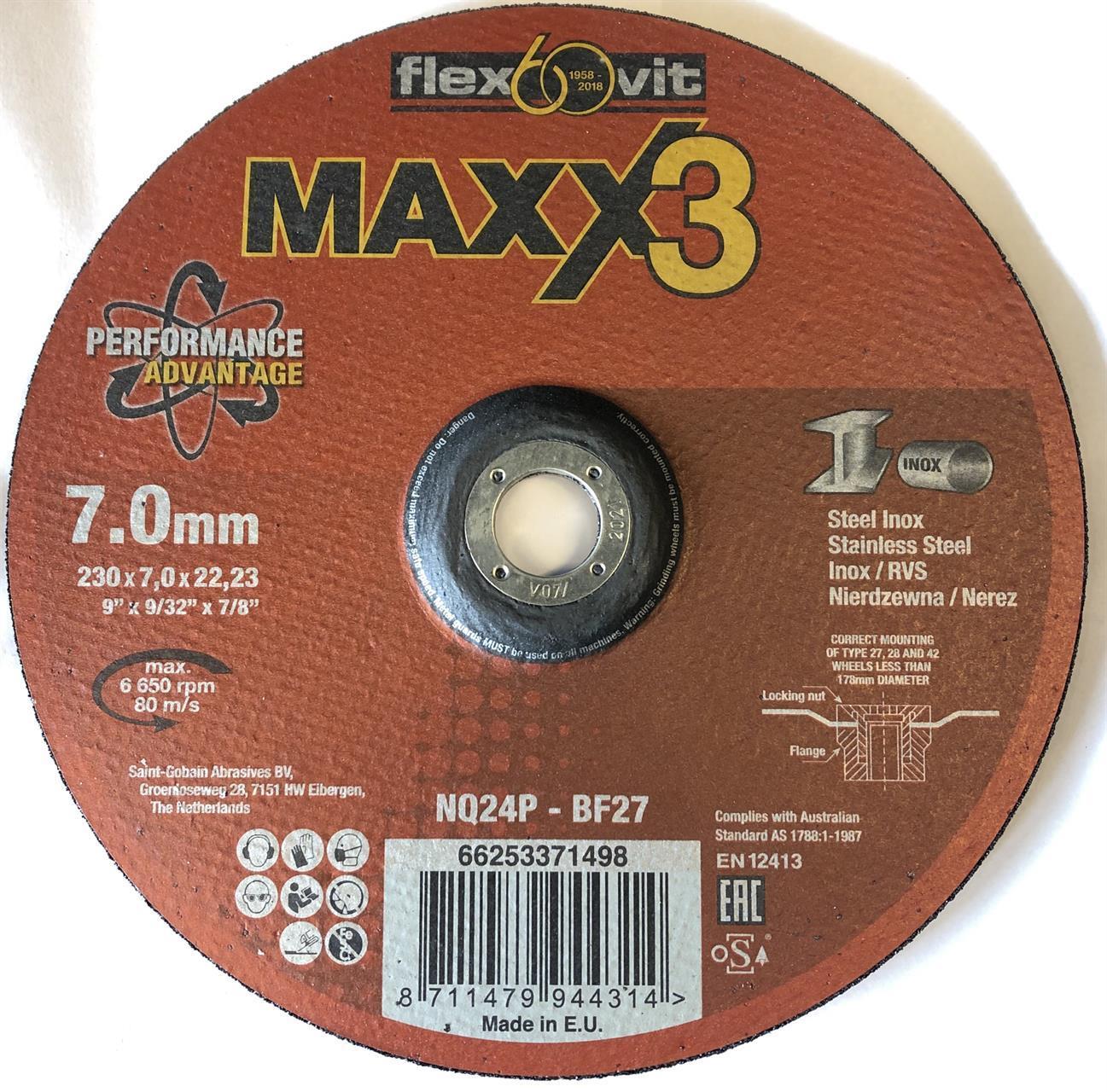 Navrondell 230x7  MAXX 3