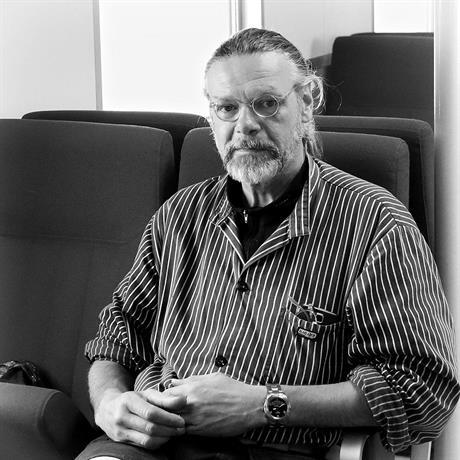 Joakim Larnö på Aspöfärjan