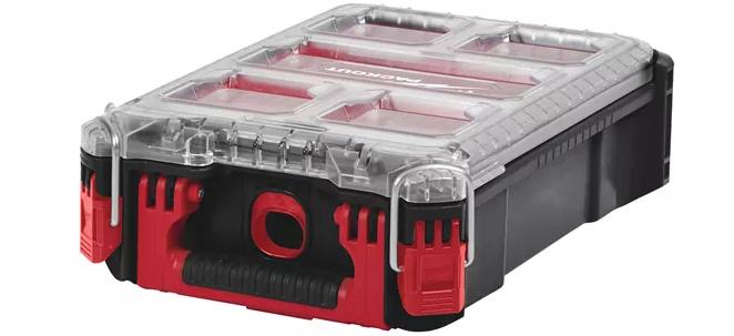 Milwaukee Packout sortimentsbox kompakt