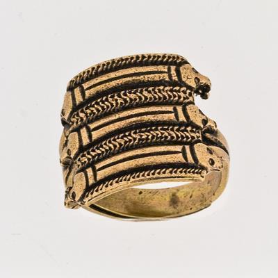 100131 Dragering / Dragon ring