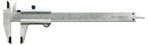 Skjutmått m. Skruvlåsning 150mm