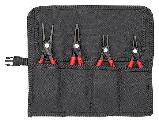 Knipex spårringstång-sats 4 delar