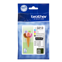 Brother LC3213 Valuepack