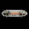 Spollampa 6V 31mm