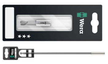 """Wera Bitshållare 1/4""""x 50mm"""