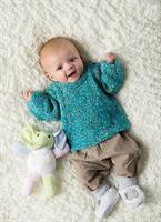 Babykofta och tröja i Josie