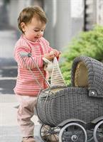 Babytröja och kofta i Matilda