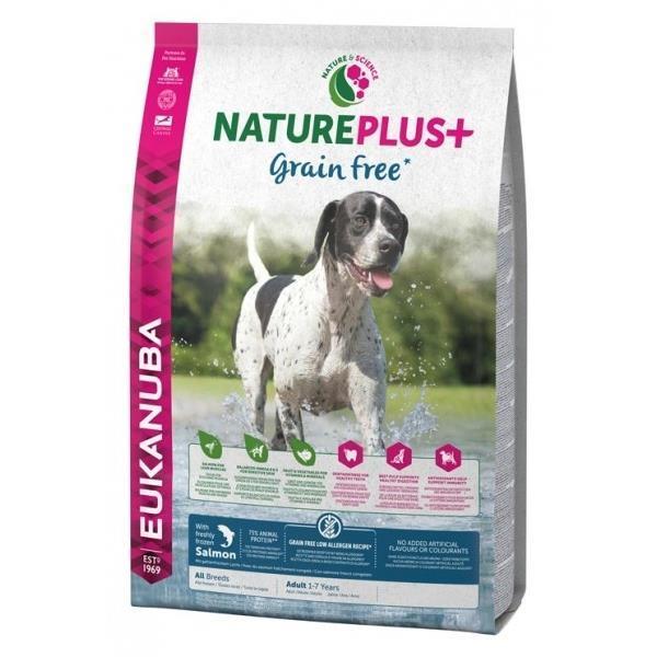Eukanuba NaturePlus+ GrainFree 14kg