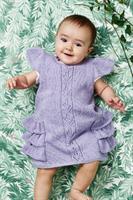 Babyklänning i Esther