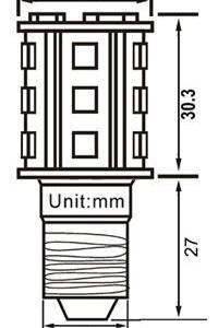 E14 SMD24