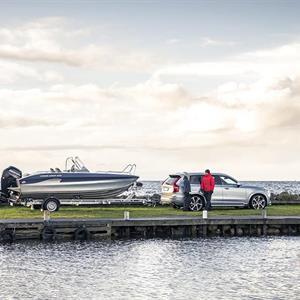 Linder 530 Arkip + Mercury 80 / 100 hk
