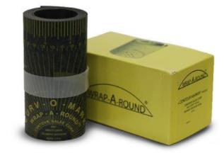 """Wrap-A-Round 100x1220mm -13"""" rör"""