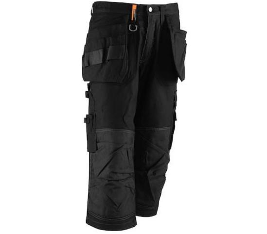 Worker knälånga shorts Strl. C46