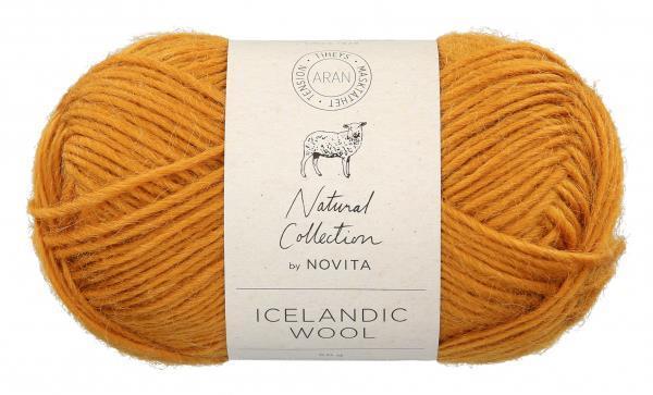 Icelandic Wool Spindelskivling