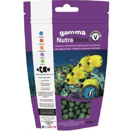 Gamma NutraShots Vitality Boost