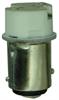 Adaptersockel från BAY15d till G4 / GU4