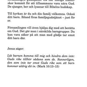 Berätta om Gud 25 st