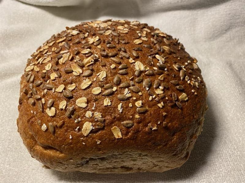 Öländskt Fröbröd, 700 gr