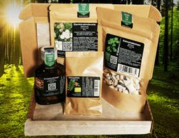 Rannalta ja pellon pientareelta -lahjasetti