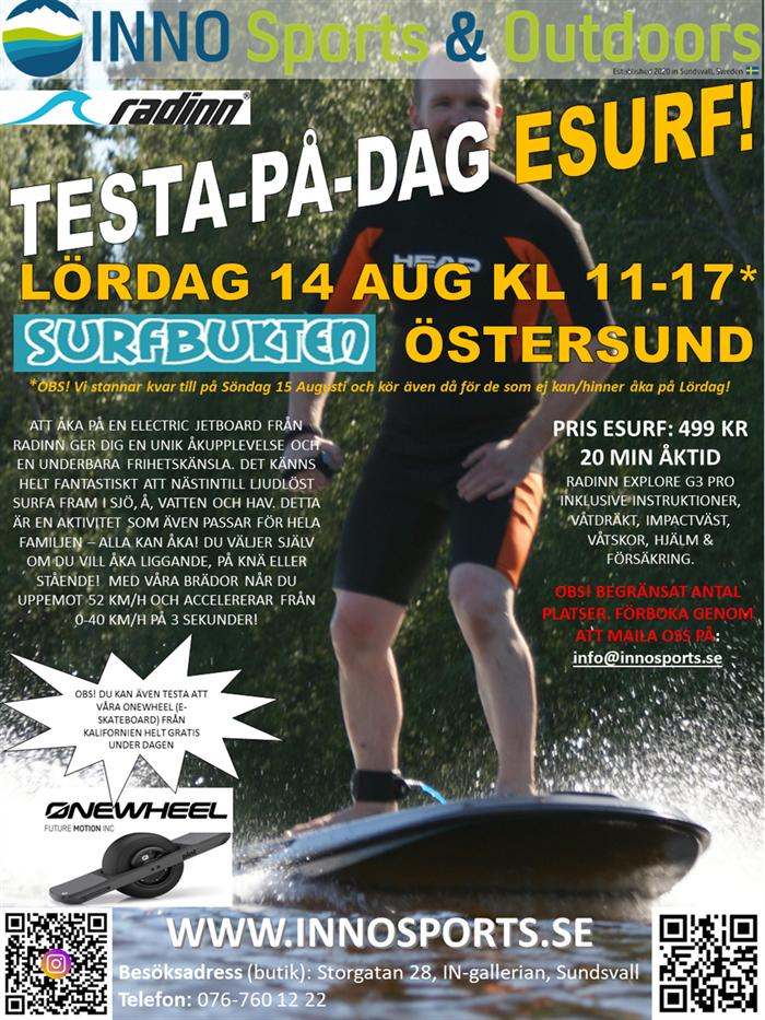 KLYKTATTARNA GÖR REVANSCH HOS JÄMTARNA I SURFBUKTEN DEN 14-15 AUGUSTI