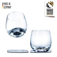 Silwy Whiskeyglass / Lite vannglass krystall