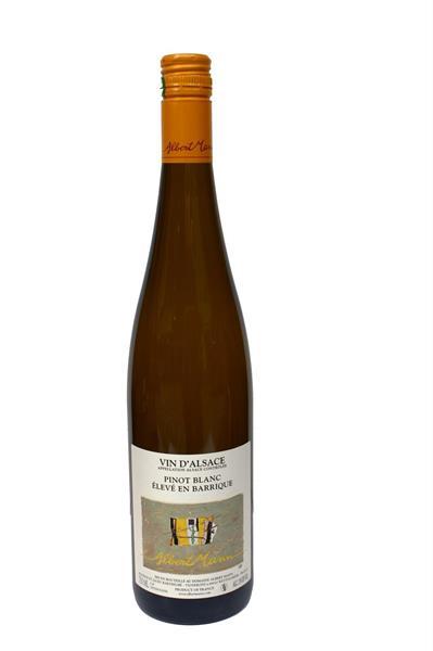 Pinot Blanc Elevé en Barrique -16