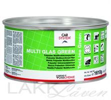 CS MULTI GLAS Green fibersparkel grønn 1,65kg m/he