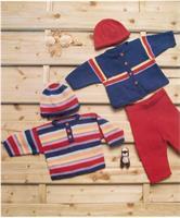 Barn/babyset i Minicryl