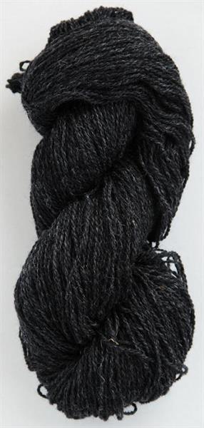 2-tr ullgarn koksgrå