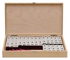 Tonboxsats, 19 toner m låda