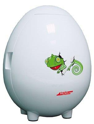 Egg-O-Bator, äggkläckningsmaskin